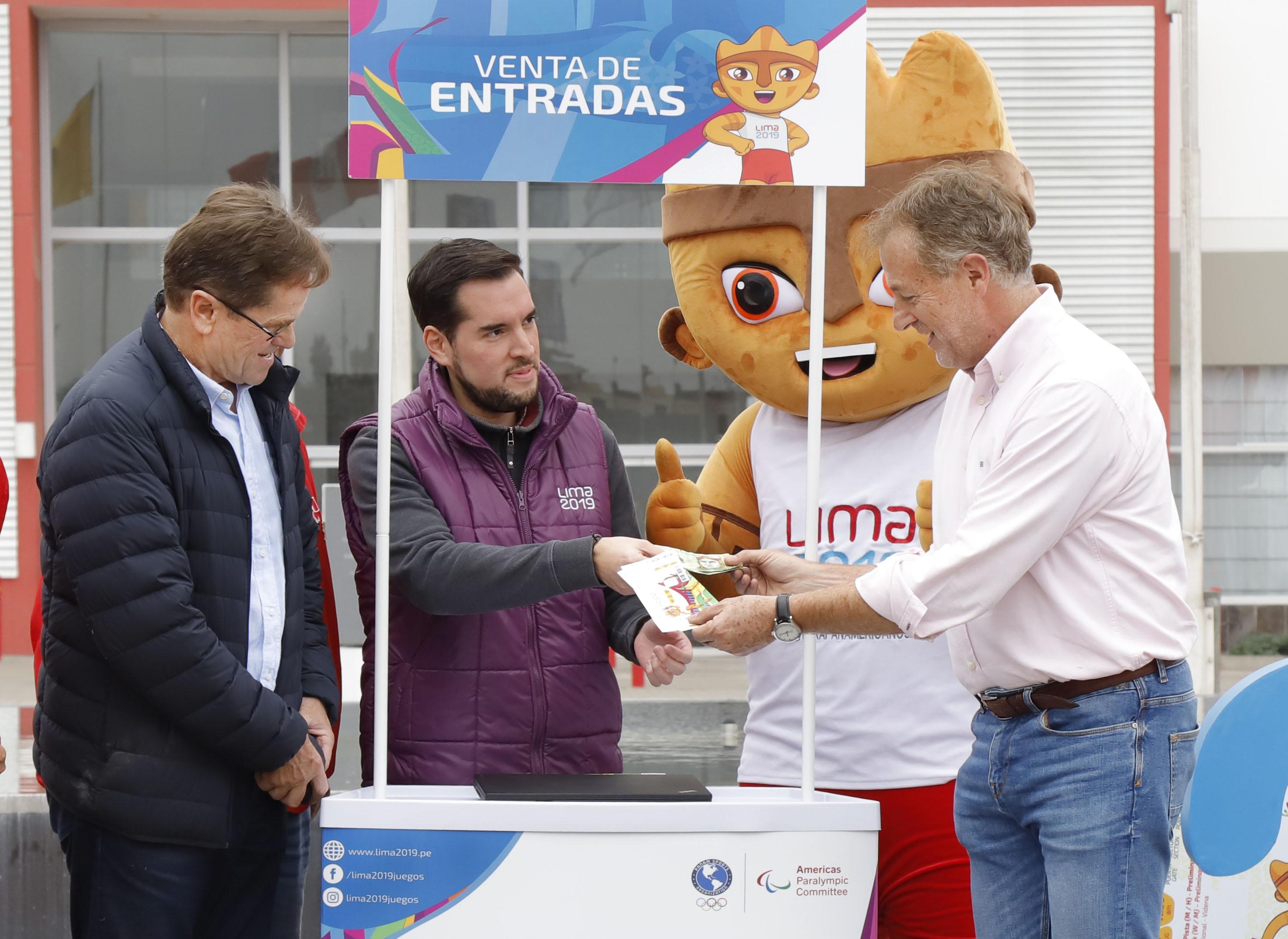 Ya tenemos fecha para el inicio de venta de entradas de los Juegos Parapanamericanos 2019