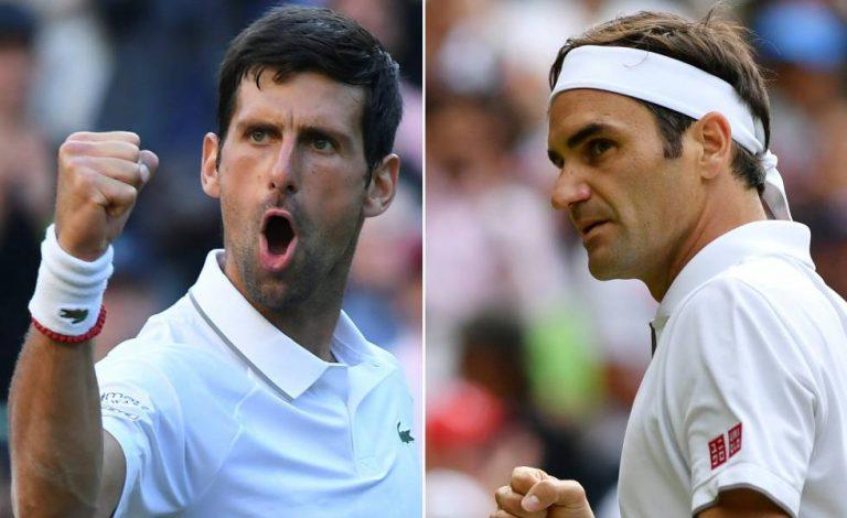 Djokovic supera a Federer y logra un nuevo récord