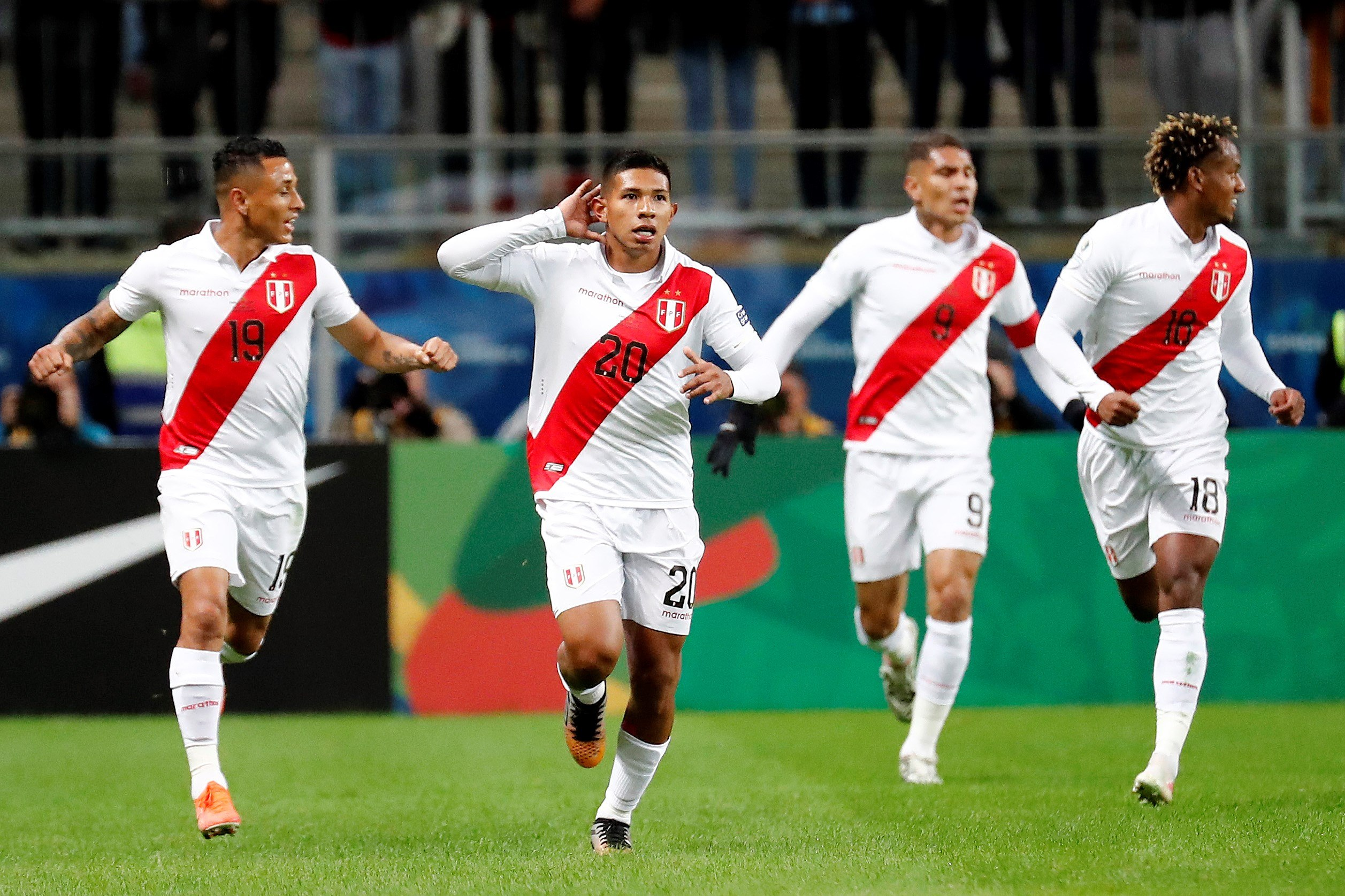 ¡¡Perú a la final de la Copa América!!