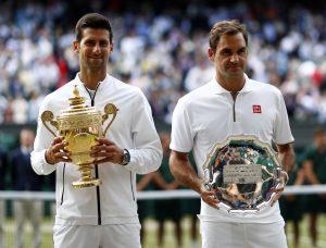 Novak Djokovic conquistó su quinto Wimbledon tras derrotar a Roger Federer