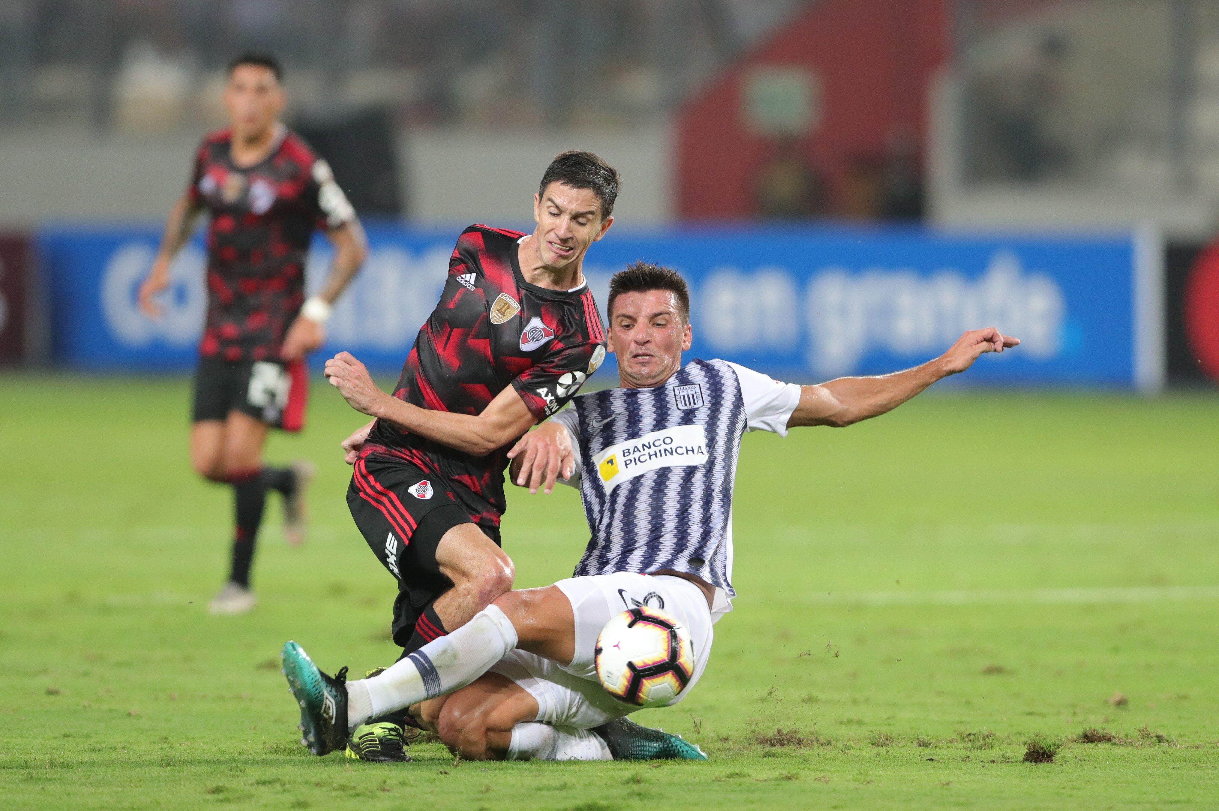 Libertadores: Alianza Lima igualó 1-1 ante River Plate
