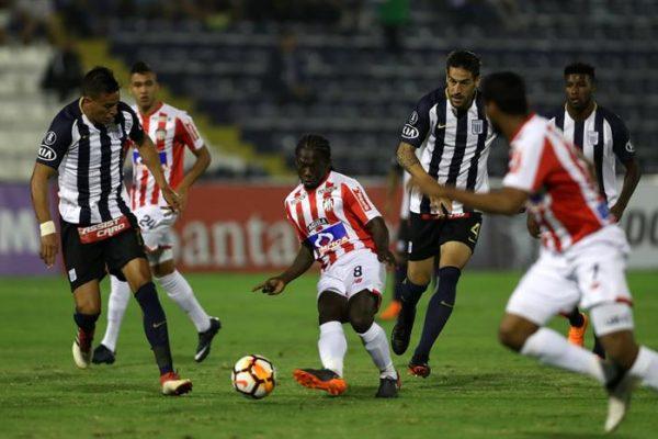 Alianza Lima cayó 0-2 ante Junior.