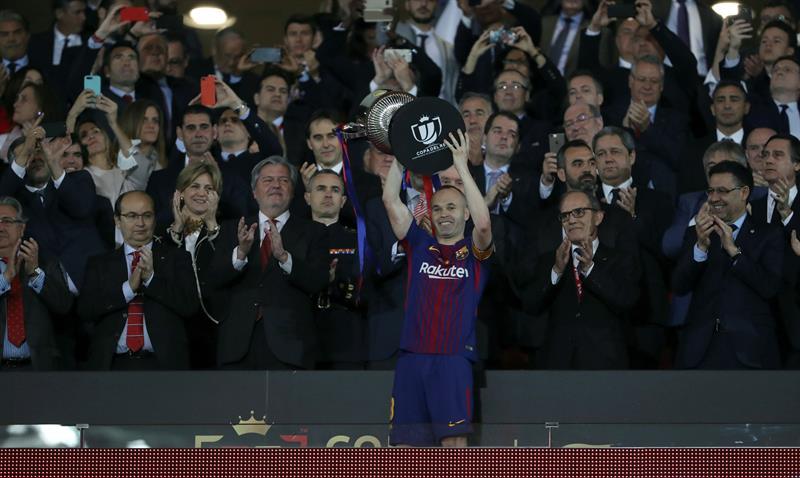 Copa del Rey: Barcelona es campeón del torneo