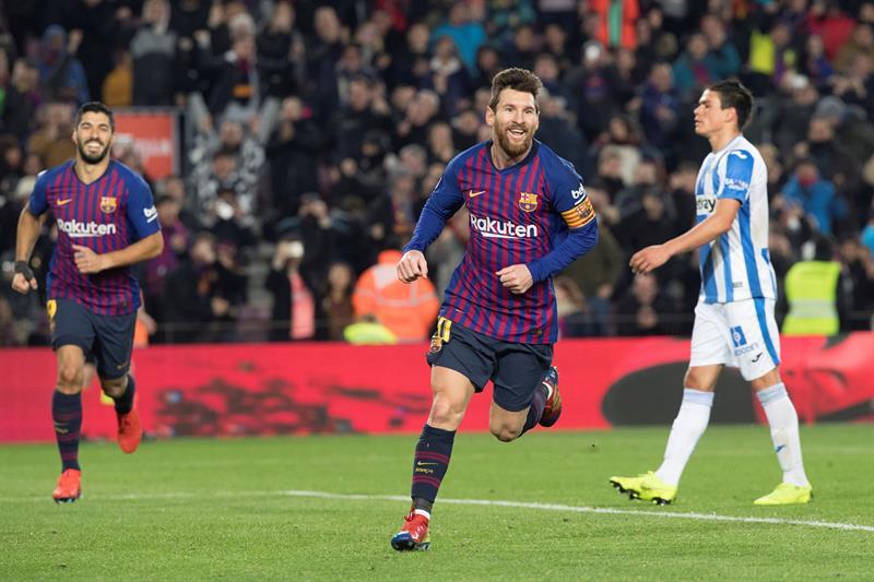 La Liga: Barcelona conserva el primer lugar, y Real Madrid sube hasta el tercero