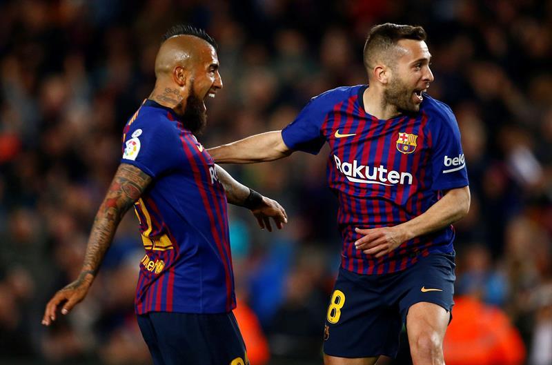 La Liga: Barcelona gana y sigue su camino al título