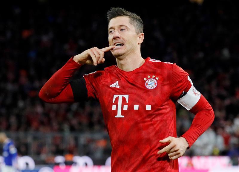 Bundesliga: Bayern Munich aprovechó el tropiezo de Dortmund y se acerca