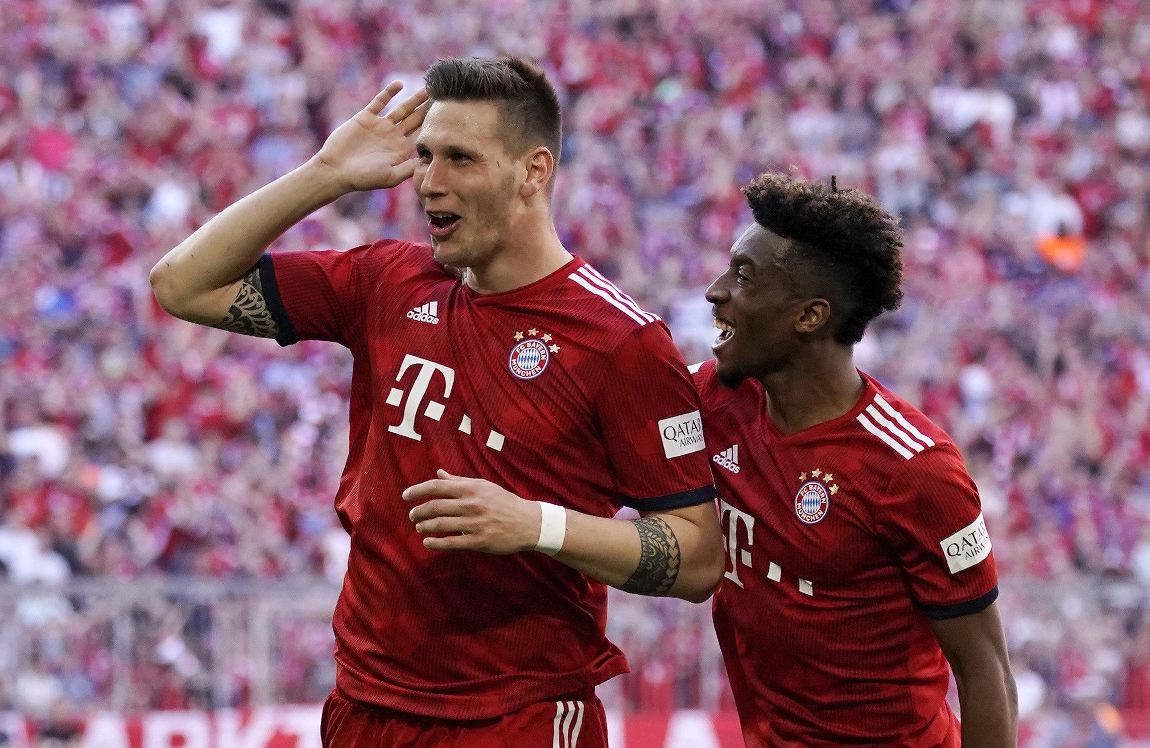 Bundesliga: Bayern Munich venció al Werder Bremen de Pizarro y sigue siendo líder