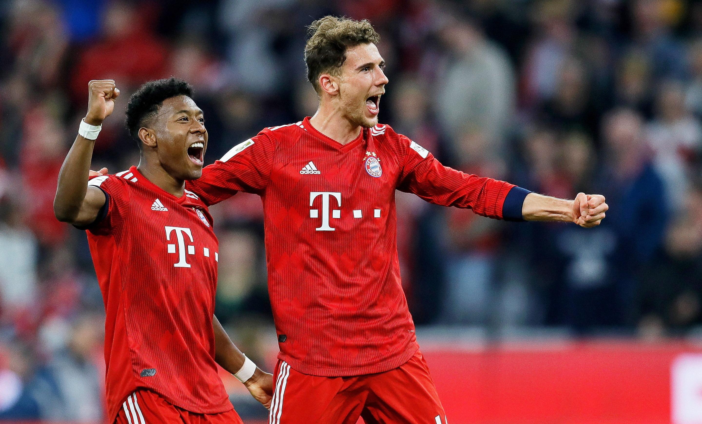 Bundesliga: Bayern Múnich demostró quién manda en el torneo