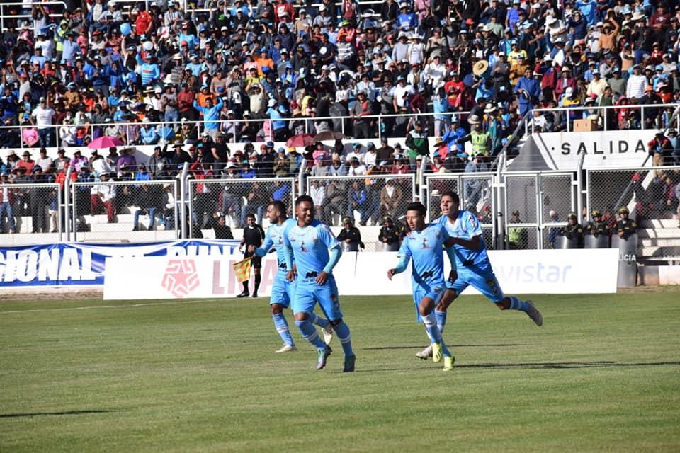 Liga 1: Binacional se consagró campeón del Torneo Apertura