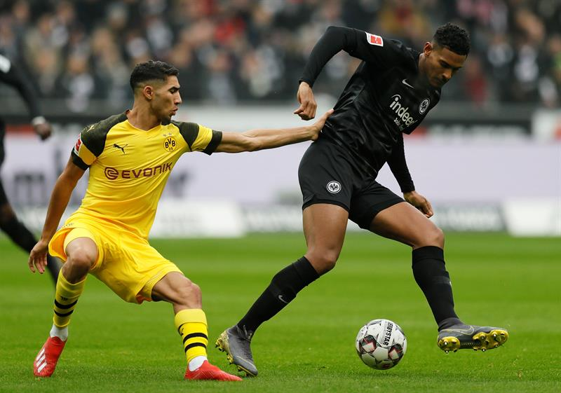 Bundesliga: Dortmund empató, Bayern Munich perdió y Monchengladbach se acerca
