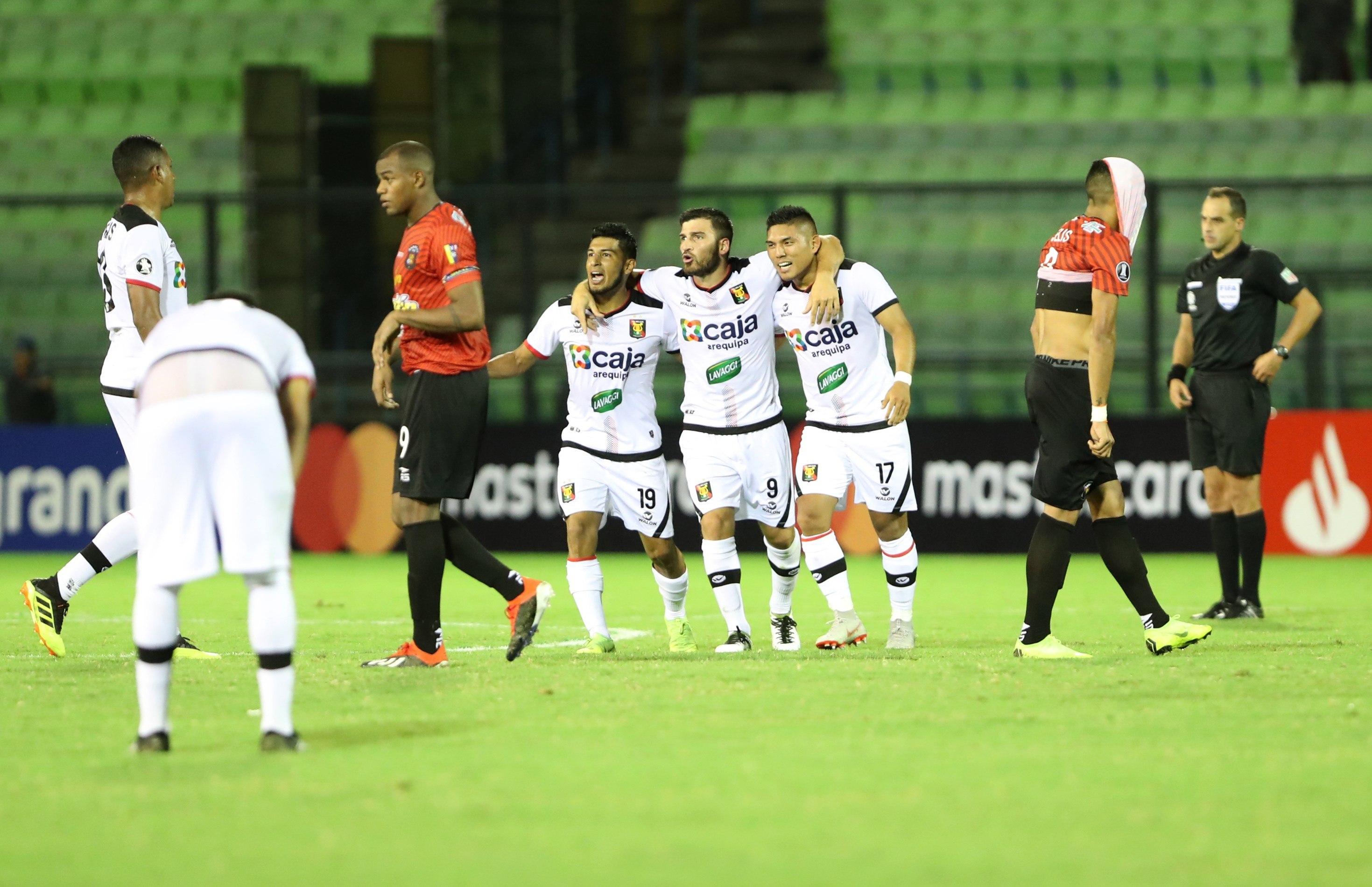 Copa Libertadores: Melgar avanzó a la fase de grupos