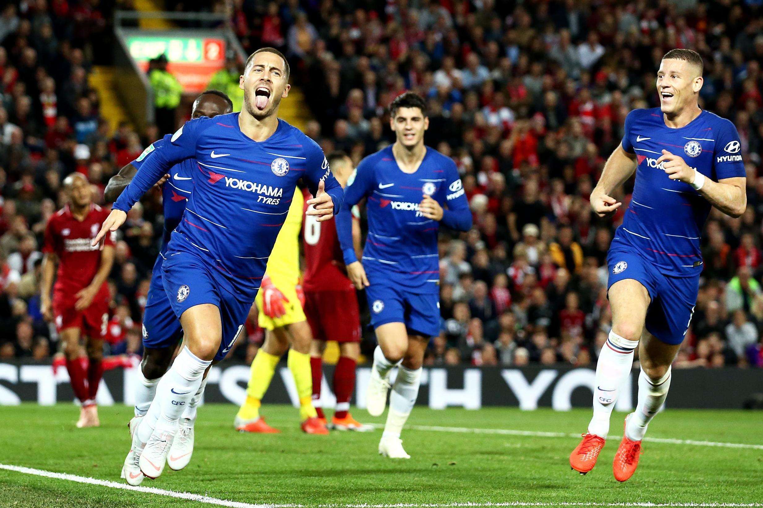 Carabao Cup: Chelsea, Arsenal y Manchester City en la siguiente ronda