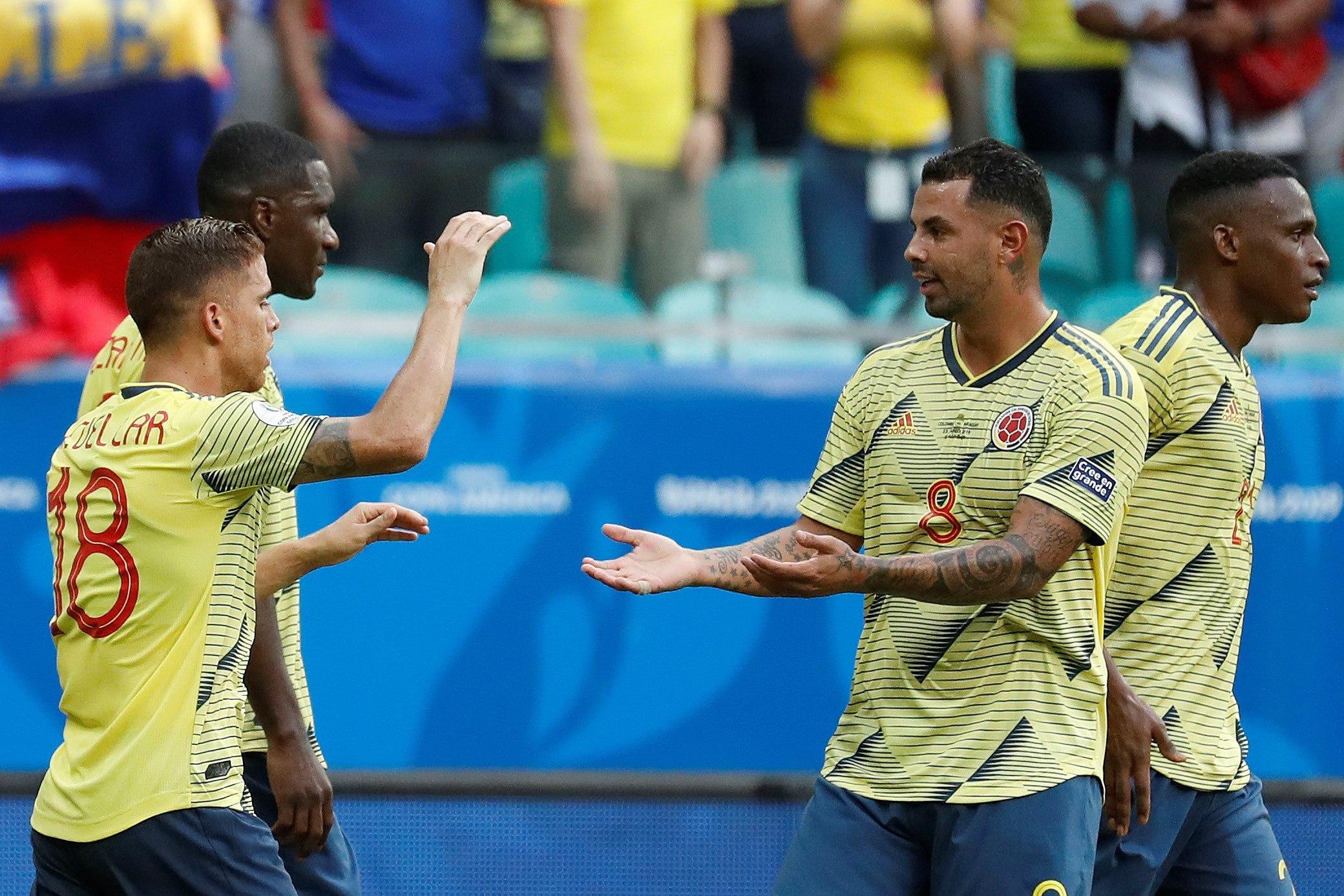 Copa América: Colombia vence a Paraguay y logra puntaje perfecto