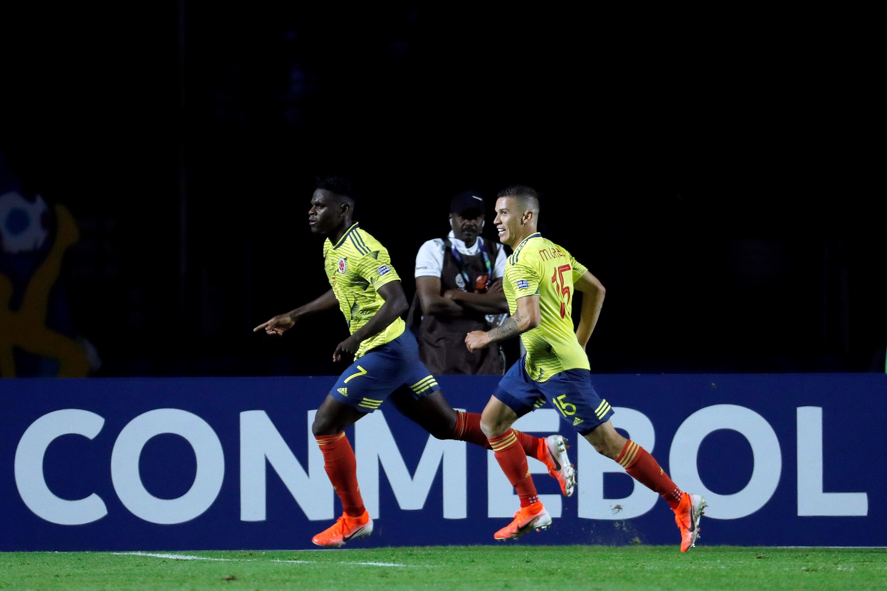 Copa América: Colombia venció a Catar y avanzó a octavos de final