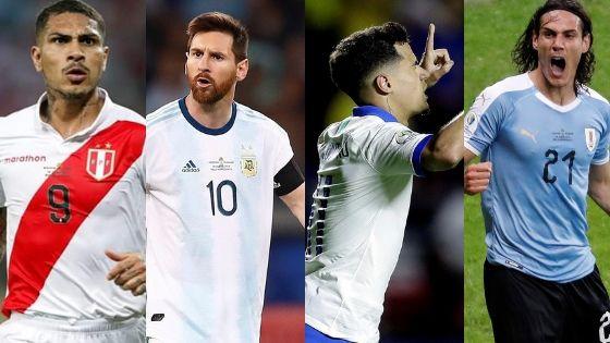 Cuartos de final: comienza la verdadera Copa América