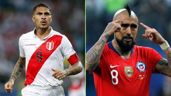 Perú vs. Chile: Por la revancha y por la gloria