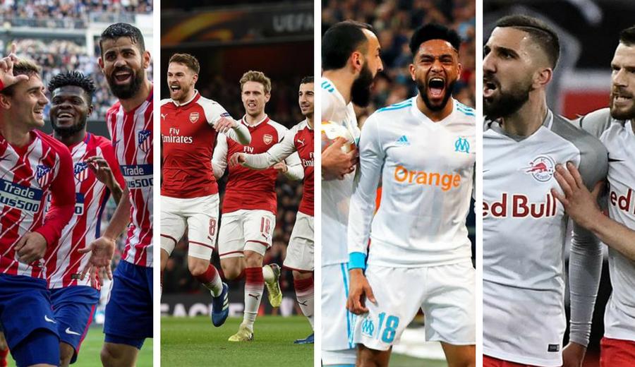 Europa League: Final adelantada