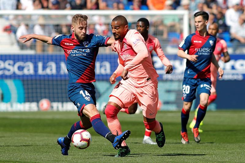 La Liga: Barcelona iguala ante el Huesca