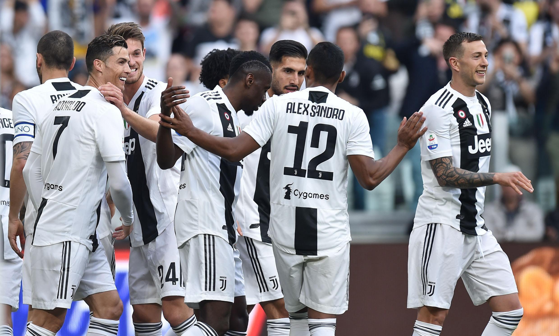 Serie A: Juventus campeonó y sumo su octavo título consecutivo