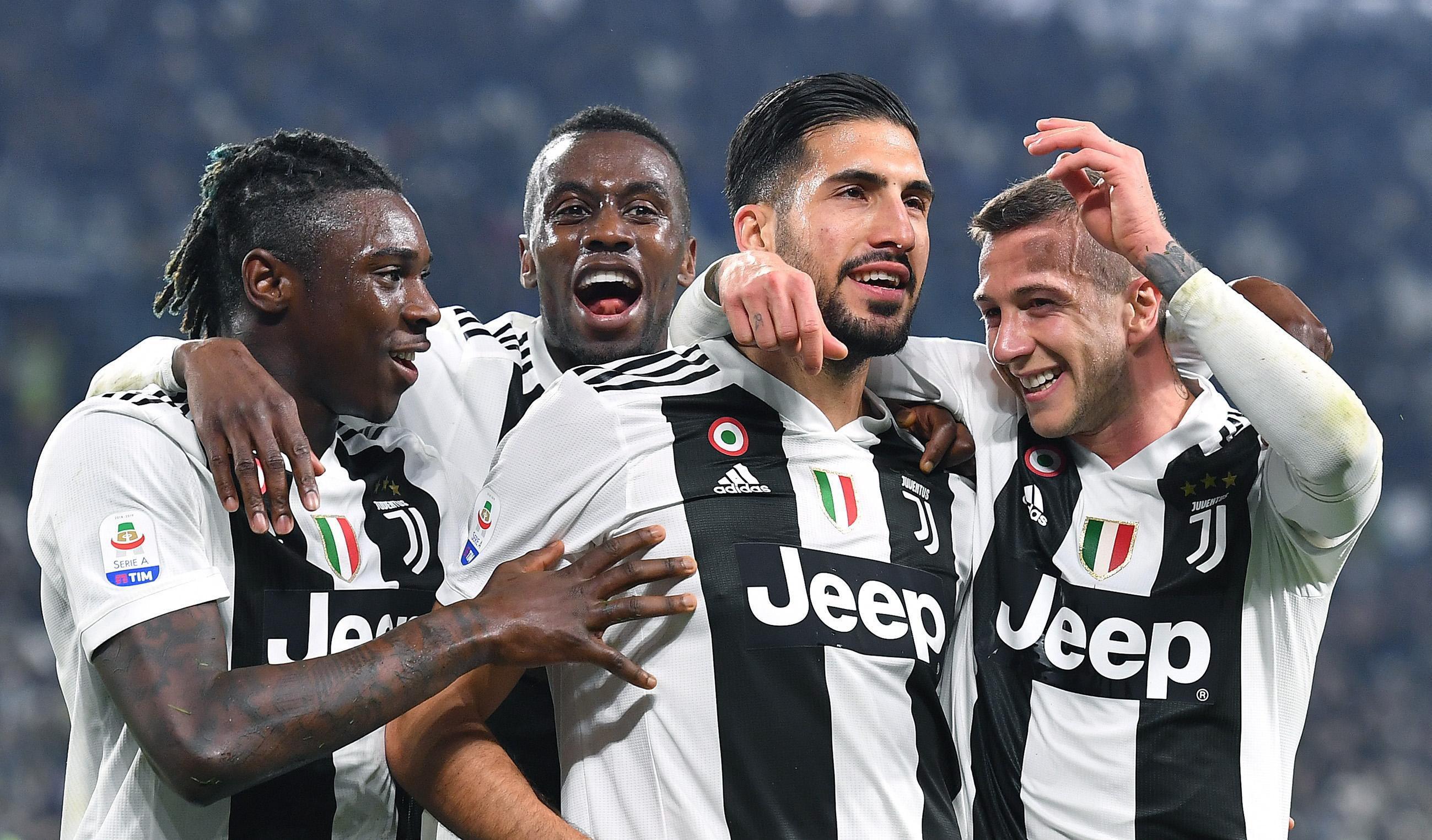 Serie A: Juventus ganó y amplía su diferencia sobre Napoli
