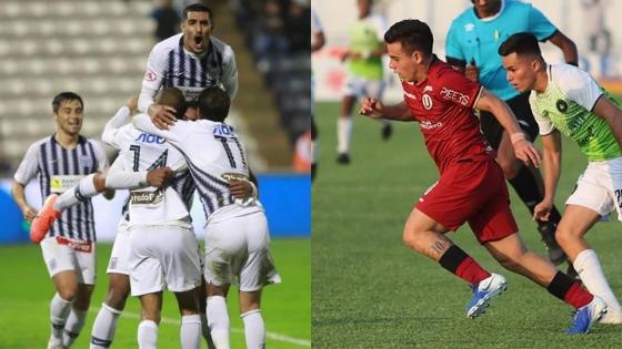 "Liga 1: Alianza Lima derrotó a Sporting Cristal y la 'U' venció a Piratas en el debut de ""Messi"""