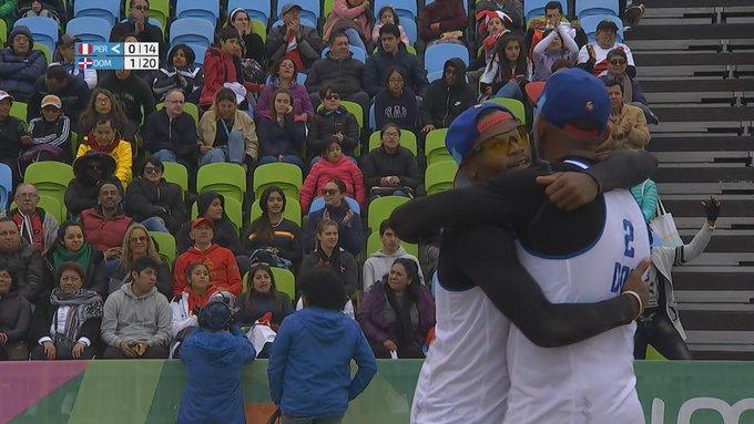Lima 2019: República Dominicana derrotó al local Perú en el vóley-playa masculino