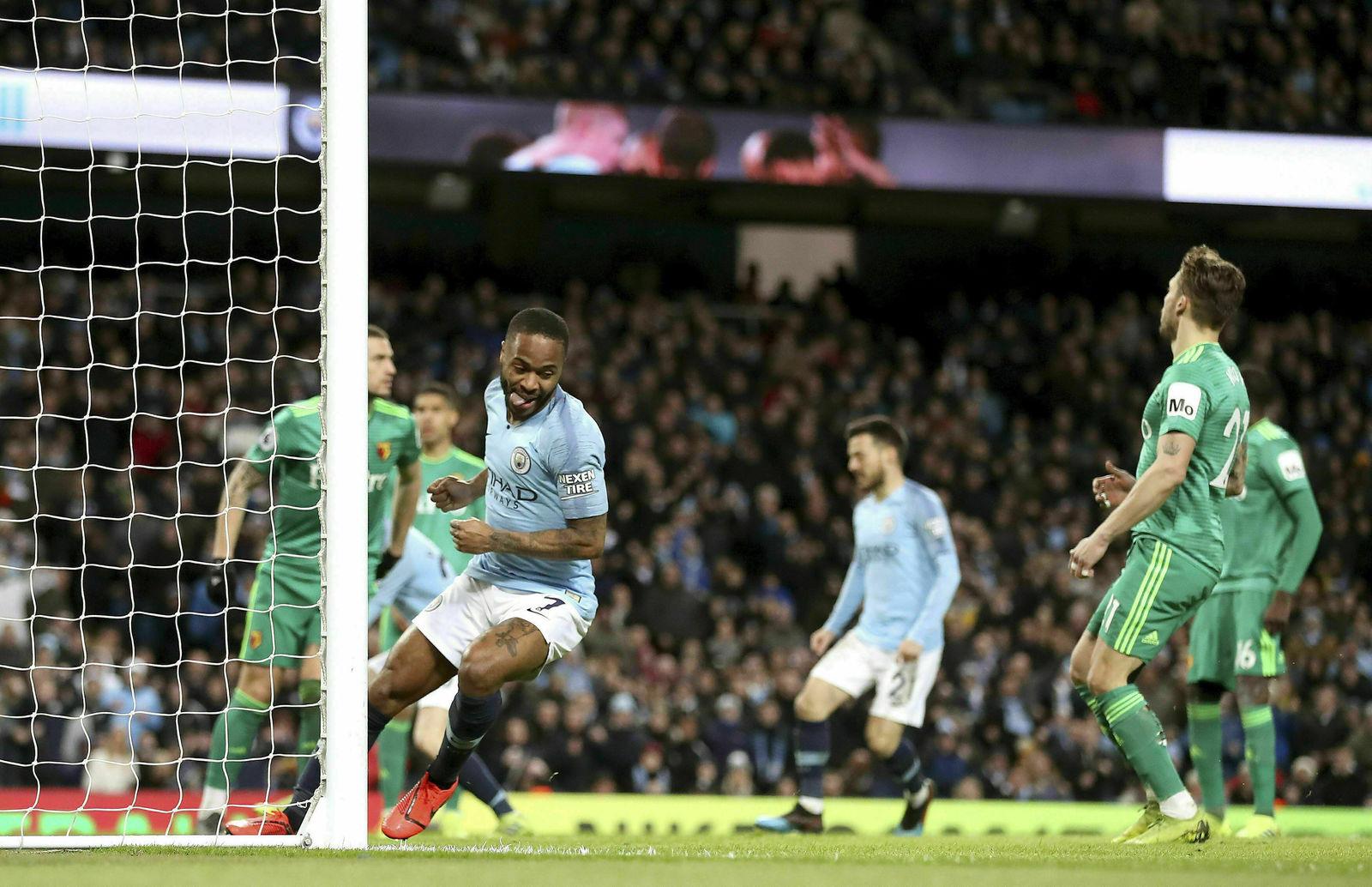 Premier League: Manchester City sigue al frente de la clasificación