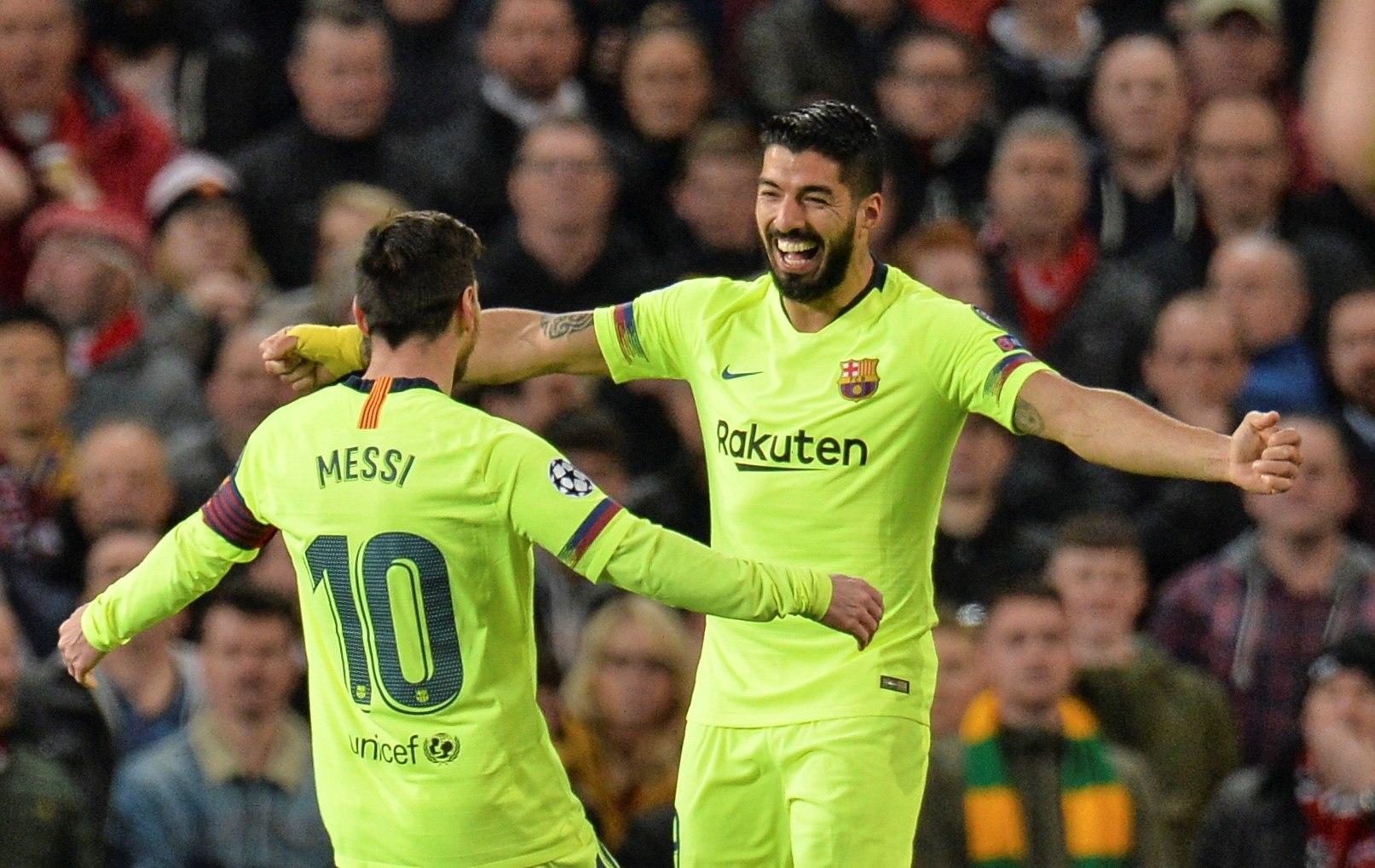 Champions League: Un gol le basta al Barcelona para afrontar con ventaja la vuelta