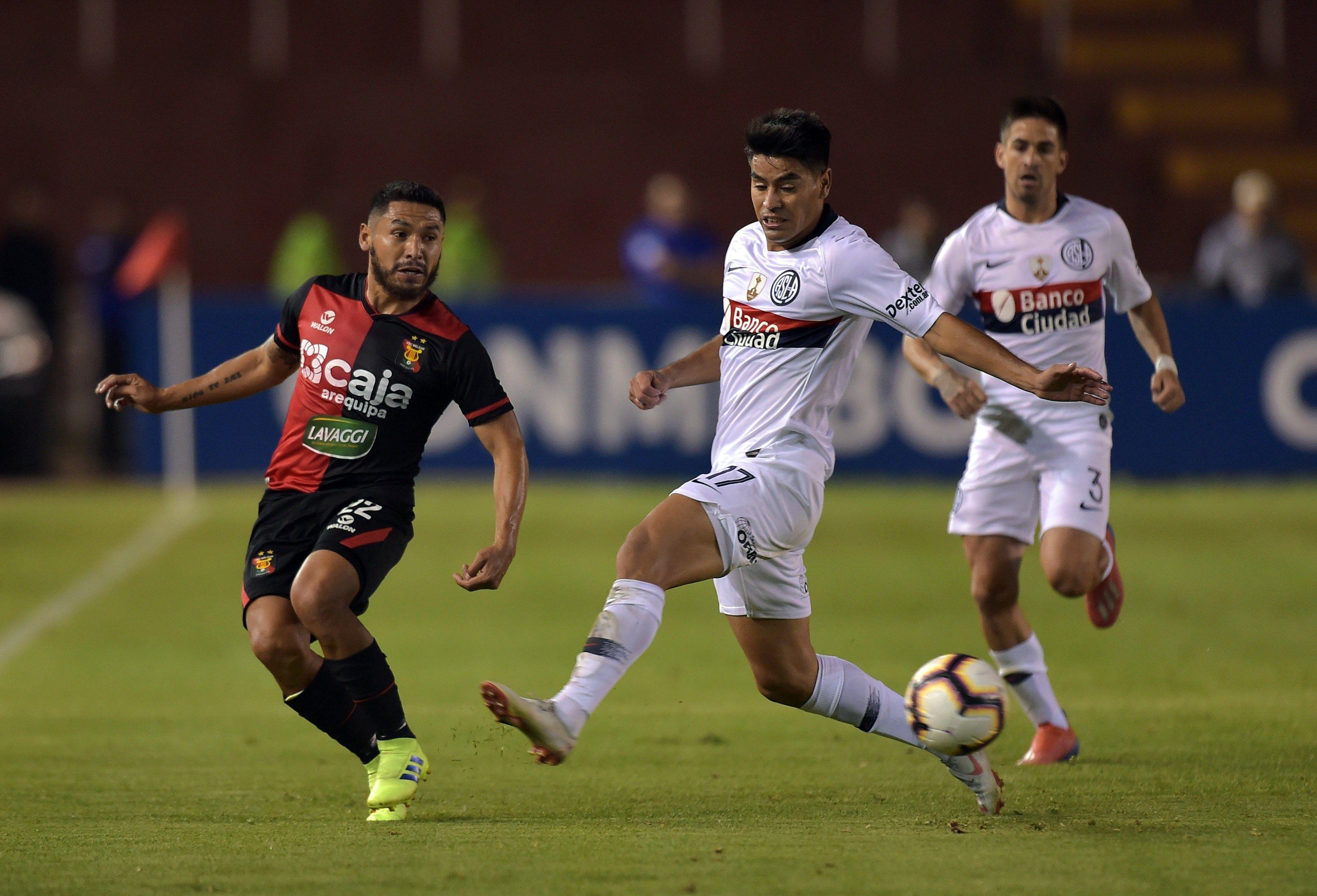 Libertadores: Melgar empató ante San Lorenzo