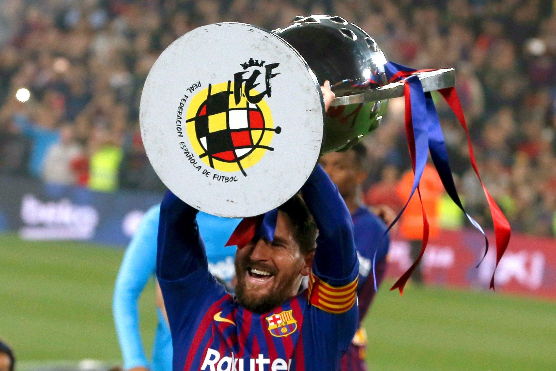 La Liga: Barcelona campeón a falta de tres jornadas