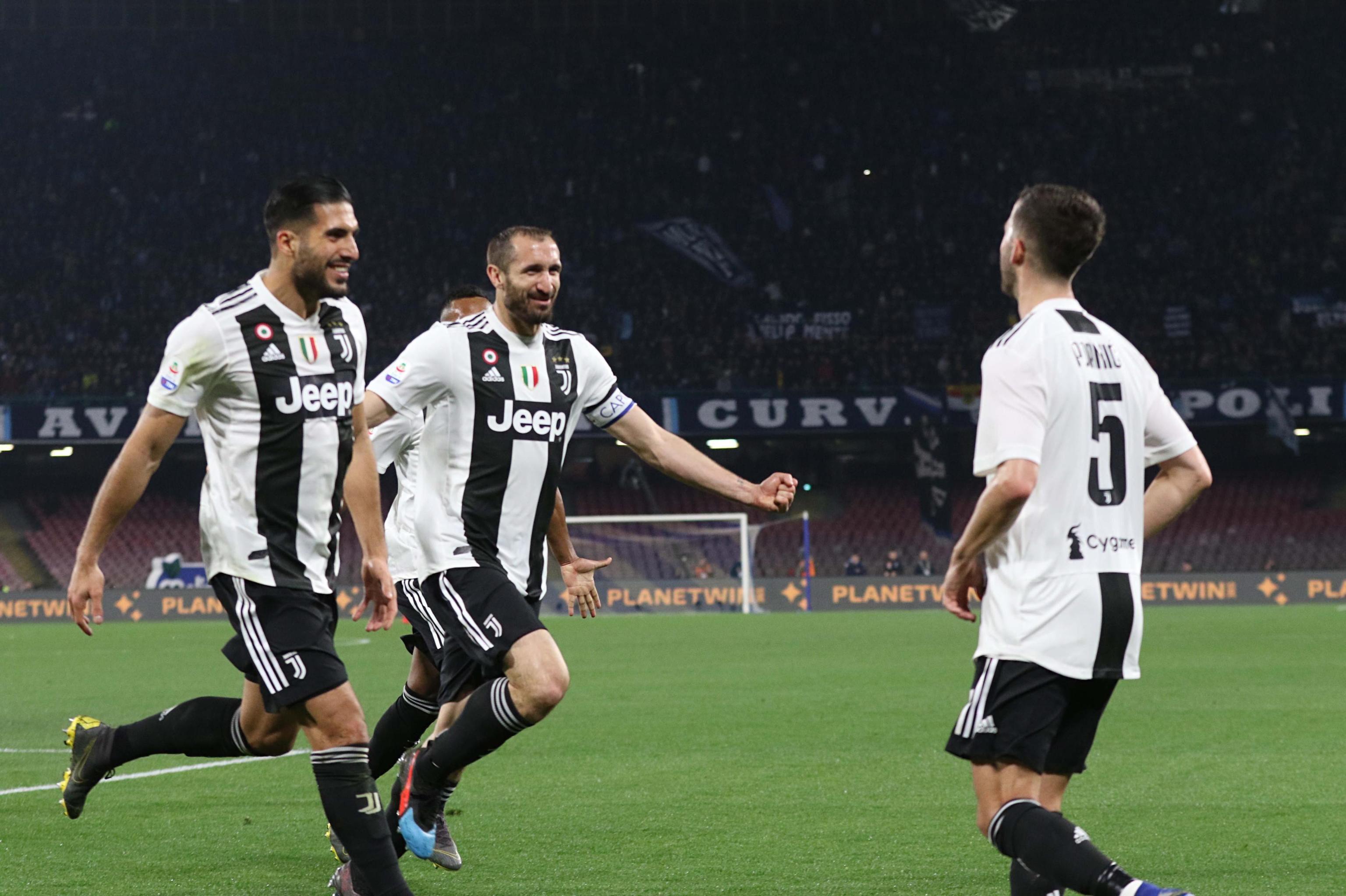 Serie A: Juventus derrotó al Napoli y sigue líder e invicto