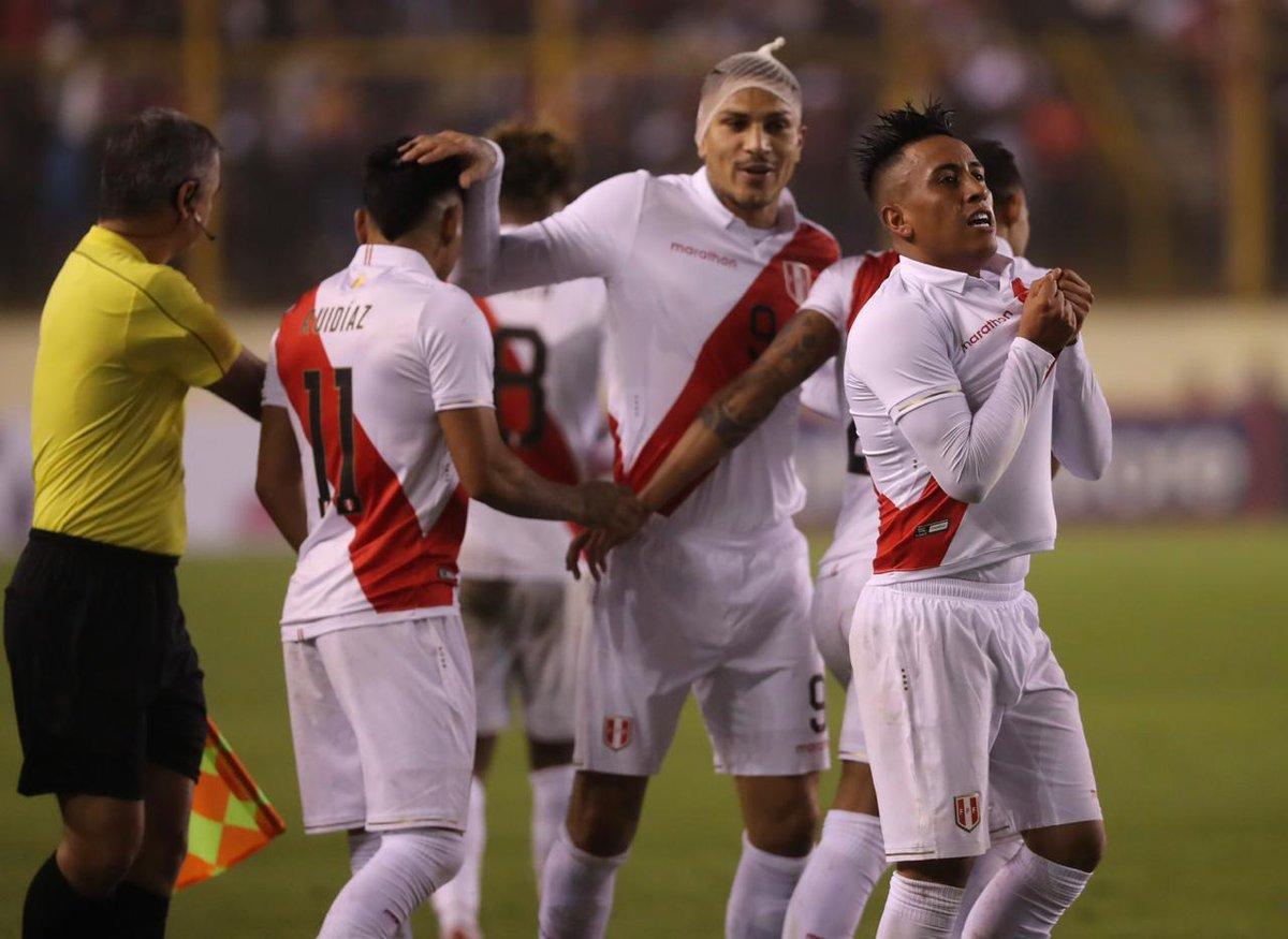 Amistoso: Perú venció 1-0 a Costa Rica