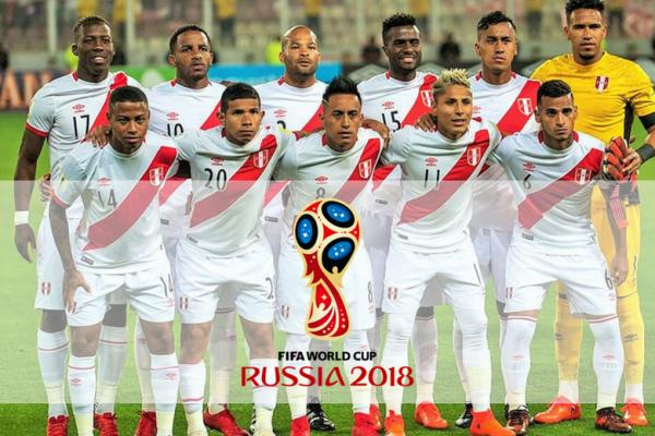 Perú vuelve a una copa del mundo tras 36 años