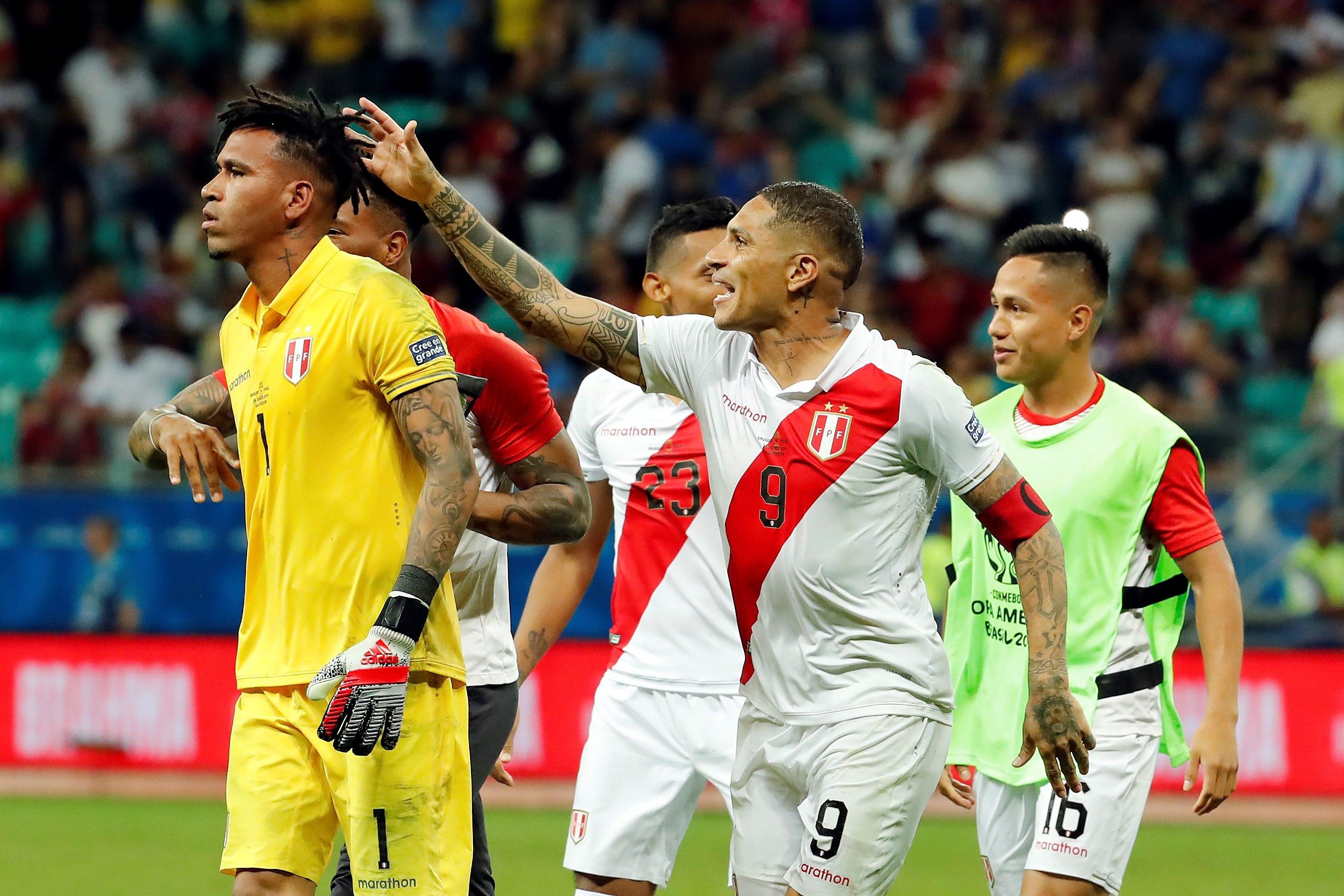 Copa América: Perú ya está en semifinales