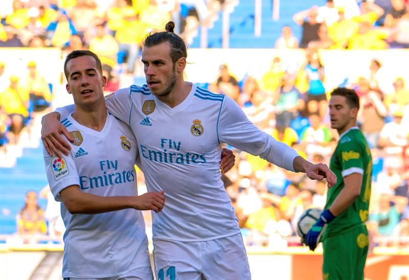 Liga española: Real Madrid goleó en su visita a Las Palmas