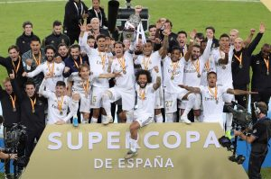 El Real Madrid gana en los penales su undécima Supercopa