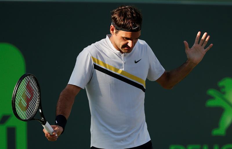Roger Federer dejó de ser el número 1 del ranking ATP