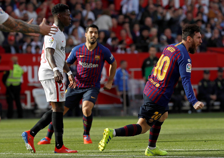 La Liga: Barcelona ganó con gran actuación de Messi