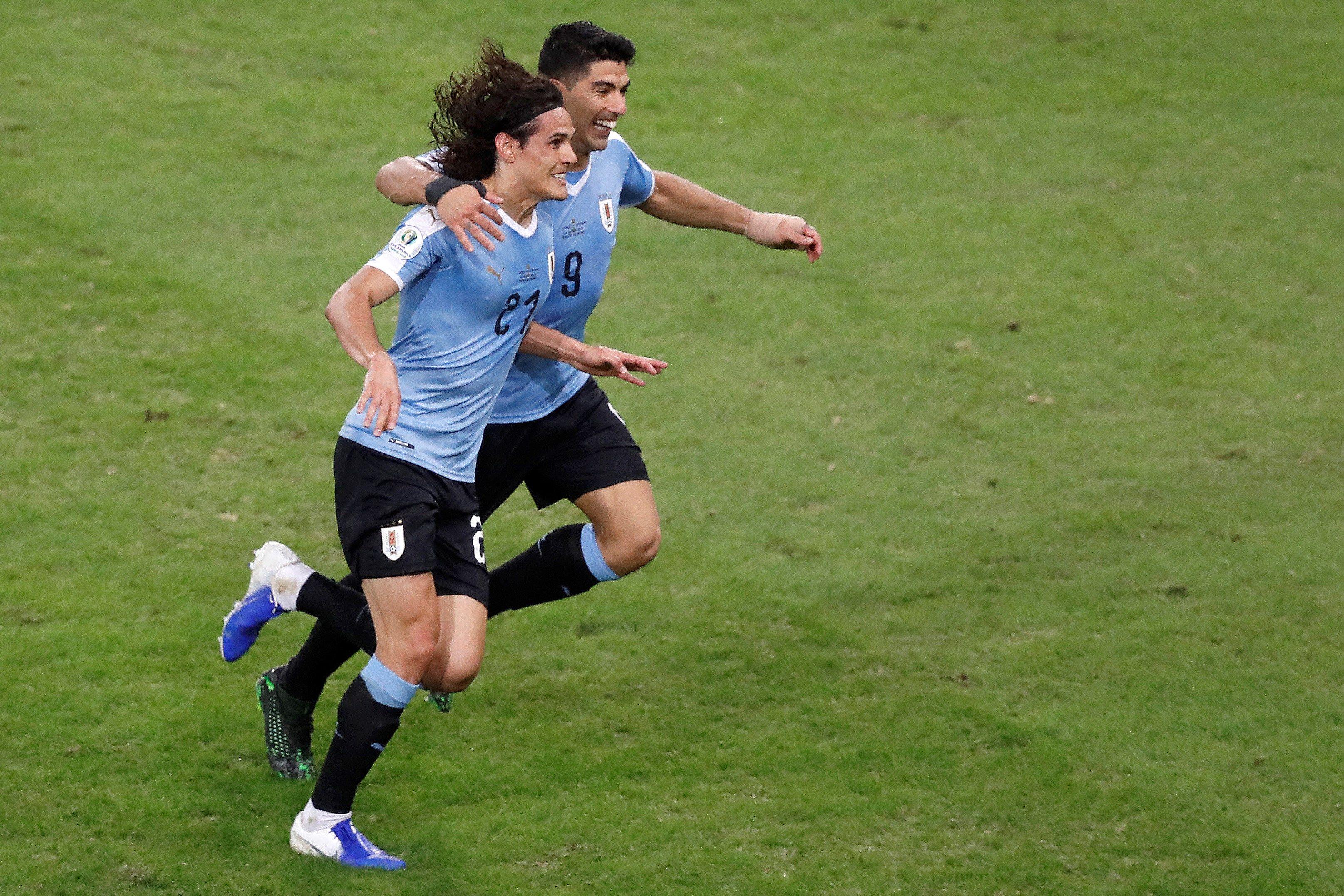 Copa América: Uruguay se queda con el grupo C y será rival de Perú