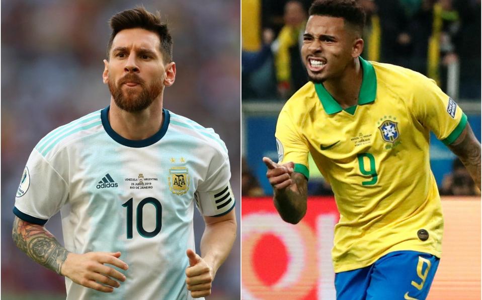 Copa América: Brasil vs Argentina, una final adelantada en el Mineirao