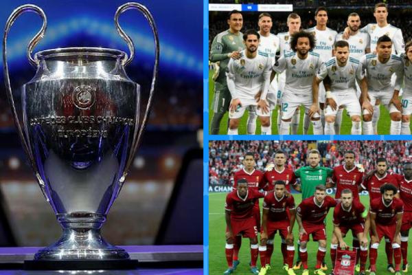 ¿Quién se llevará la copa a casa? ¿Real Madrid o Liverpool?