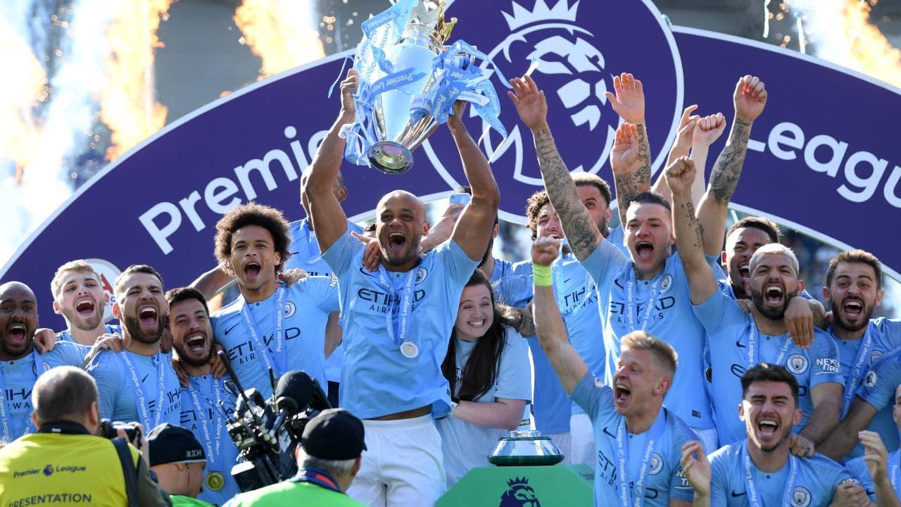 Premier League: ¡Manchester City es el bicampeón del fútbol inglés!