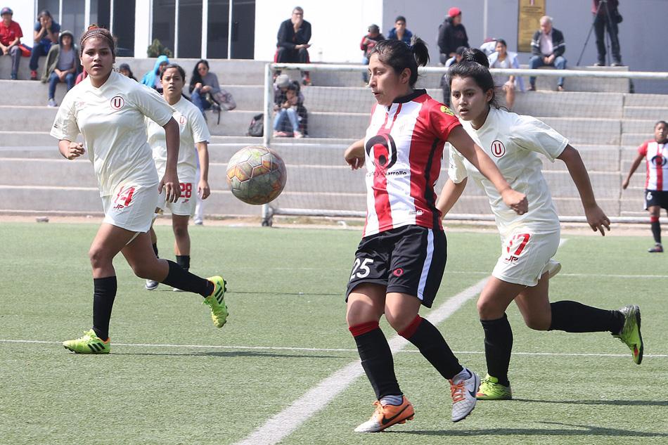 La Zona Lima del Campeonato Nacional de fútbol femenino 2019 inicia este fin de semana